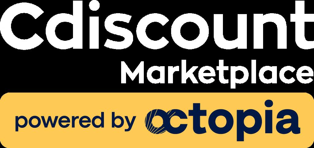 LOGO OCTOPIA CDISCOUNT